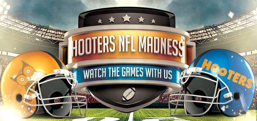 Hooters-NFL-website